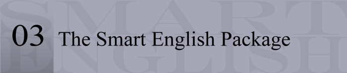 03 - The Smart English Package