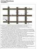 01 - Giving Directions - Printables.doc