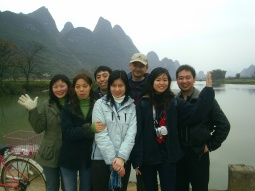 Day trip, Yangshuo, Guilin, China