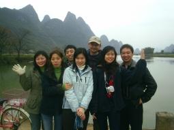 Day trip, Yangshuo, Guilin, China