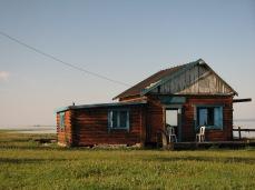 The Classroom by the Lake, Khovsgol, Mongolia